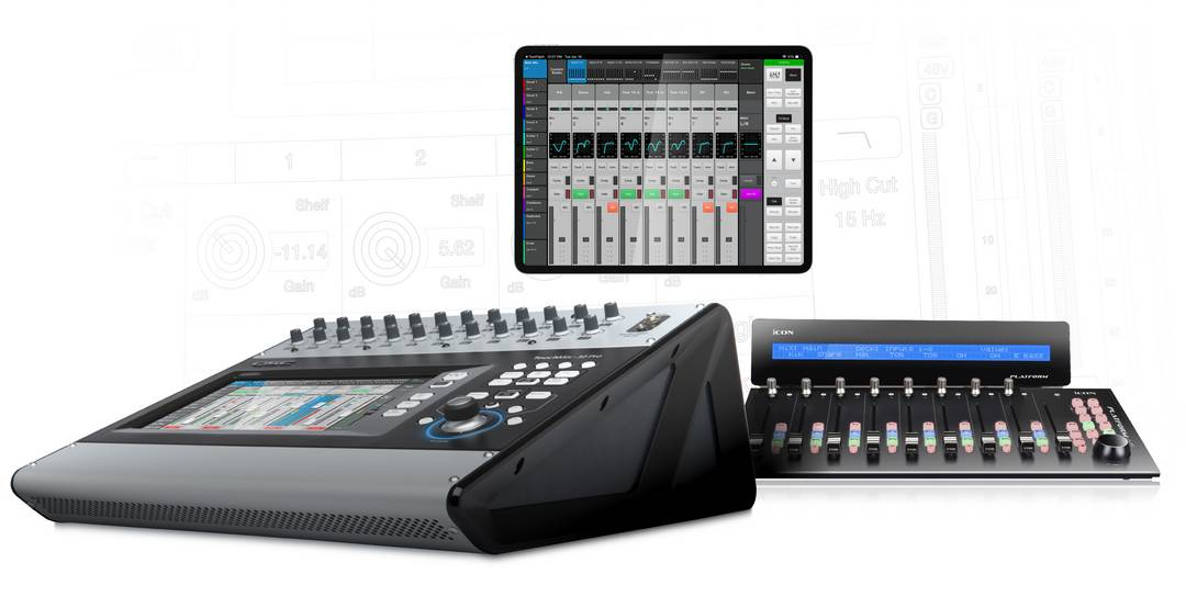 qsc launches firmware v2 0 for its acclaimed touchmix 30 pro digital mixer news qsc. Black Bedroom Furniture Sets. Home Design Ideas