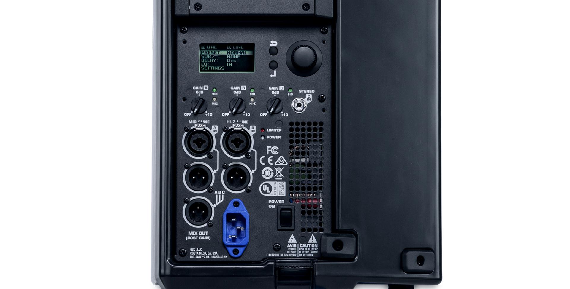 K8 2 - K 2 Series - Active Loudspeakers - Loudspeakers