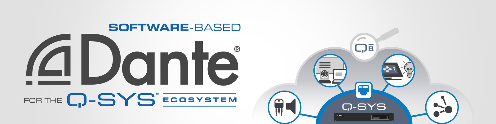 Software Based Dante Software Feature Licenses Products Peripherals Accessories Q Sys Ecosystem Products Systems Qsc