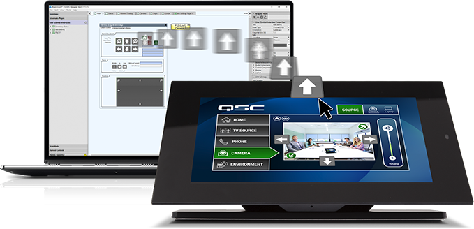 Q-SYS Control - Solutions - Q-SYS Platform - Products - Systems - QSC