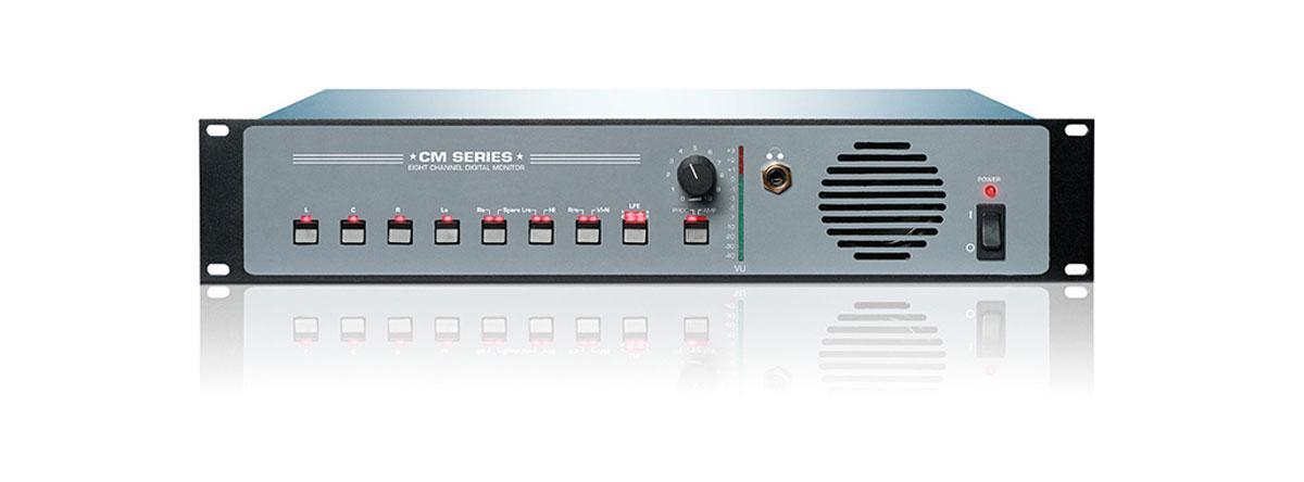 USL CM-8E - Monitors - Products - Cinema - QSC