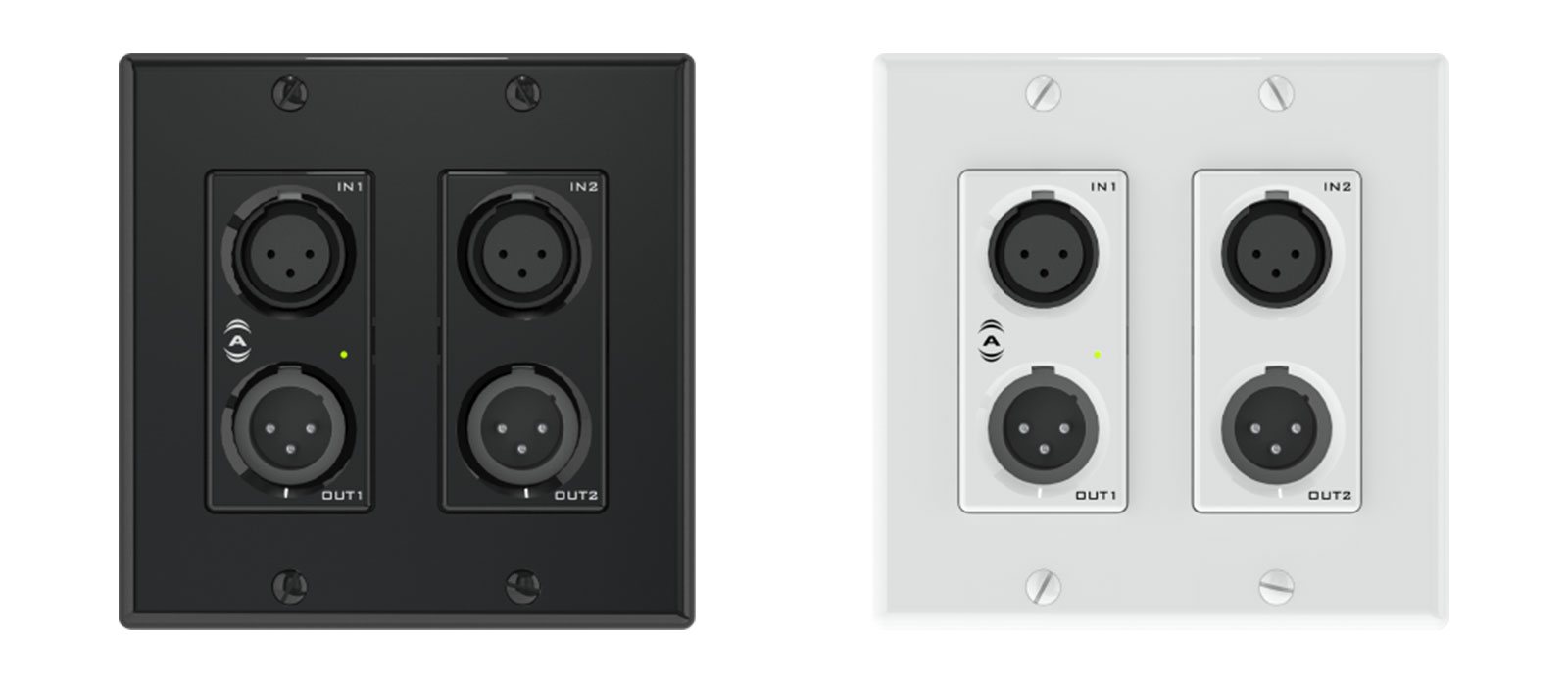Undx2io At Wall Mount Network Audio Interfaces Attero Tech Products Peripherals Accessories Q Sys Ecosystem Products Systems Qsc