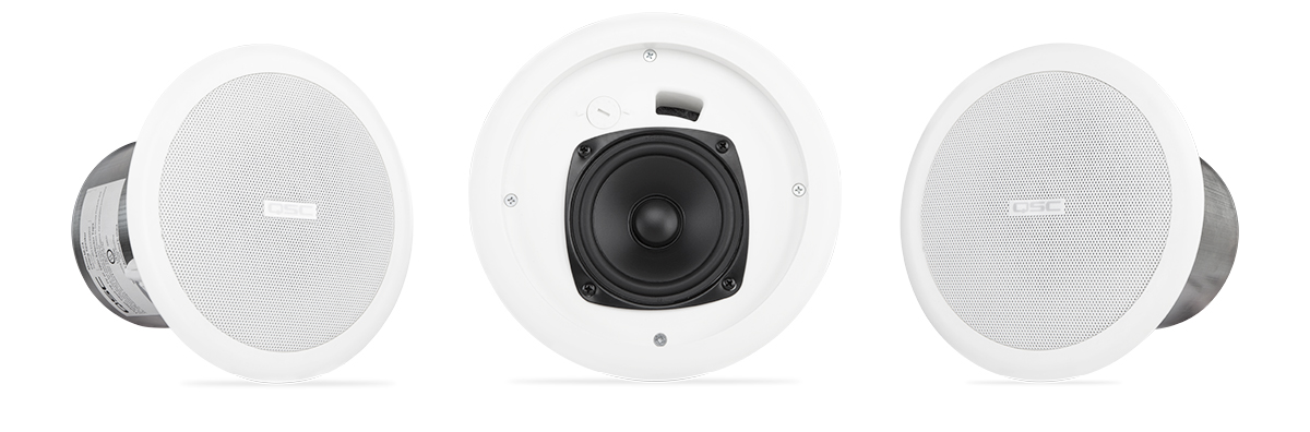 AC-C4T AcousticCoverage full-range ceiling mount loudspeaker