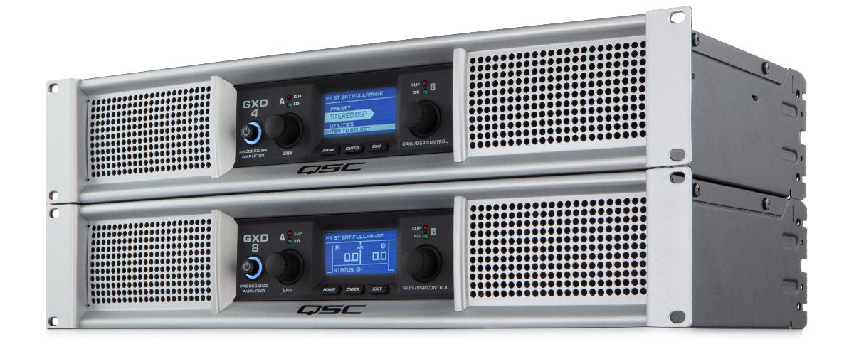 GXD Amplifiers