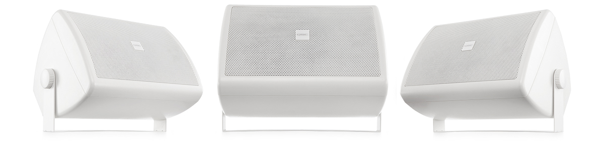 AC-S6T - AcousticCoverage™ Series - Surface-Mount - Surface-mount