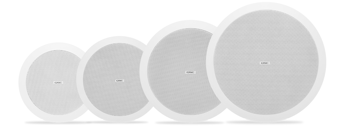 AcousticDesign™ Series - Ceiling-Mount - Ceiling-mount