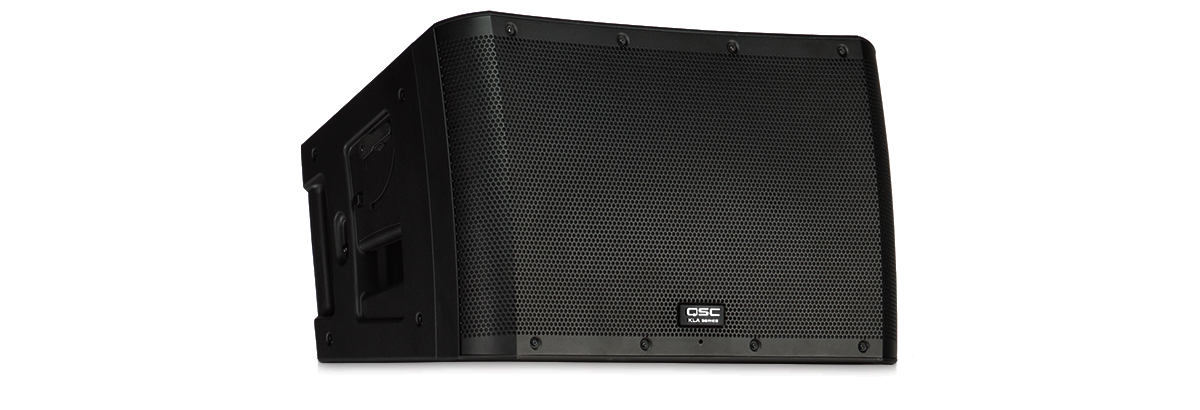 KLA12 Active Line Array Loudspeaker – QSC