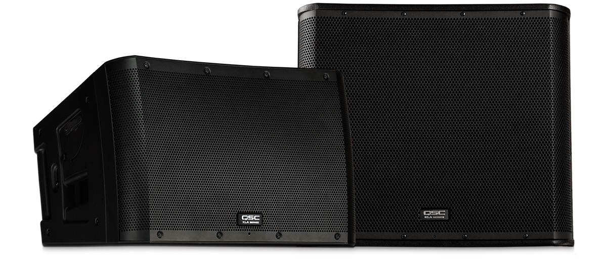 Kla Series Powered Line Array Loudspeakers