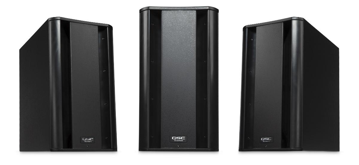 KSub Powered Loudspeaker – QSC