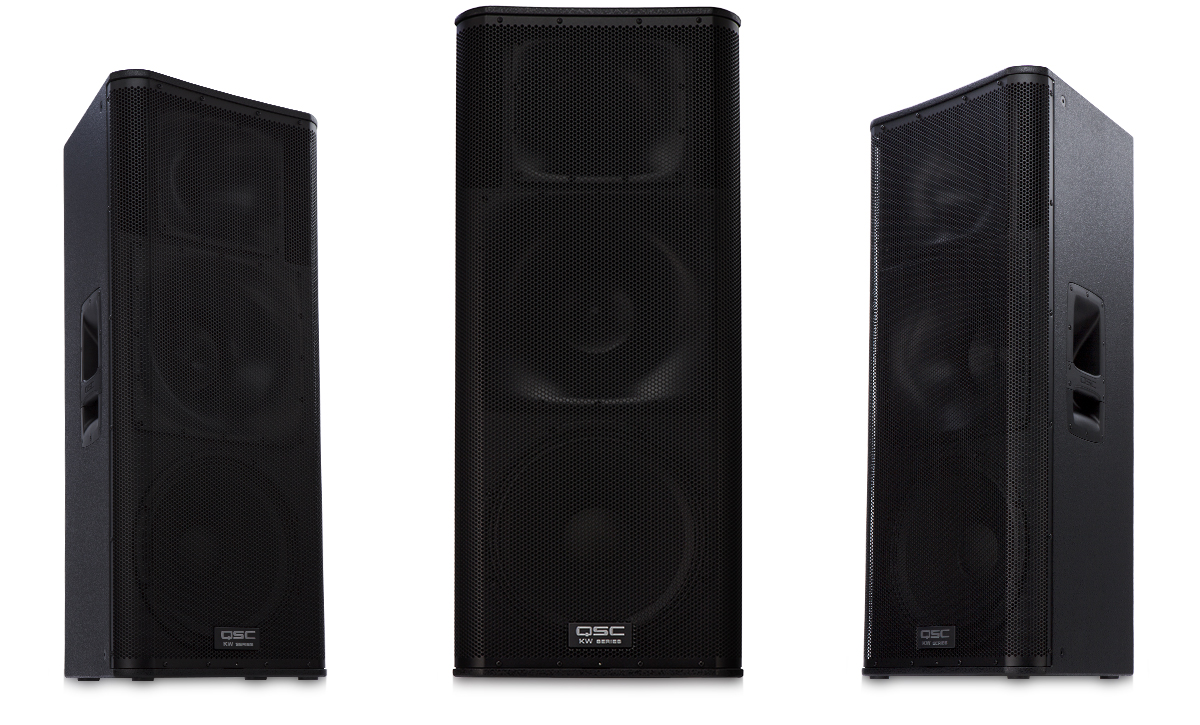 qsc kw181 hookup Buy qsc kw181 1000 watts powered subwoofer: musical instruments - amazon com ✓ free delivery possible on eligible purchases.