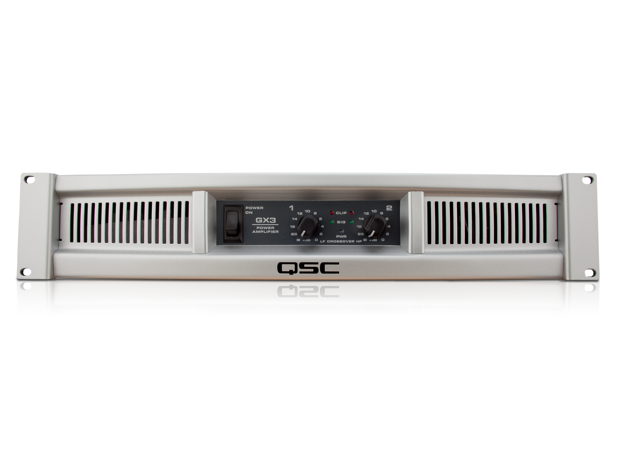 Gx3 Power Amplifier Qsc Combo Xlr Wiring Diagram Front