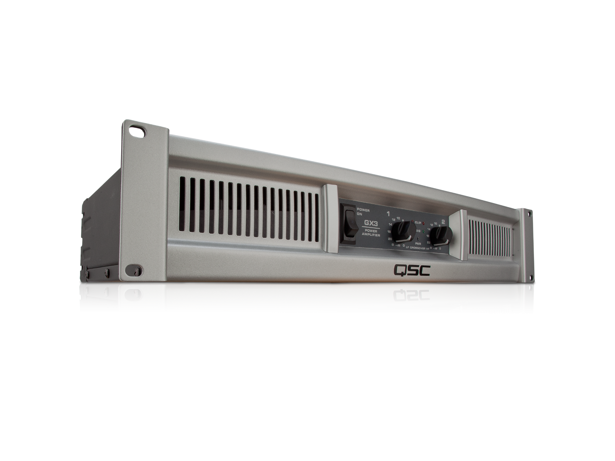 GX3 Power Amplifier – QSC on