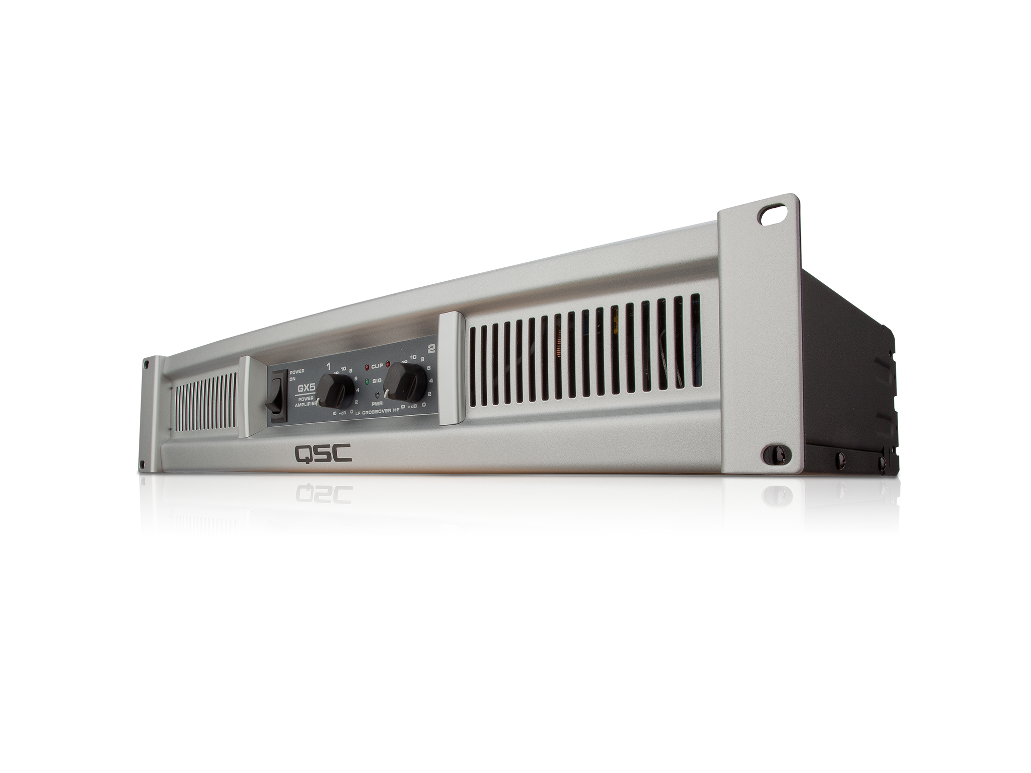 GX5 Power Amplifier – QSC