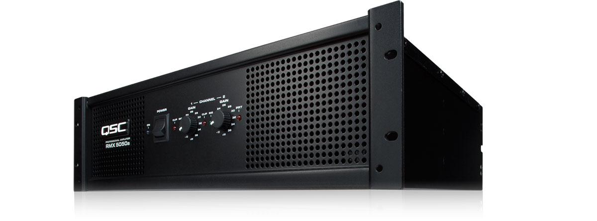 RMX5050a Power Amplifier – QSC