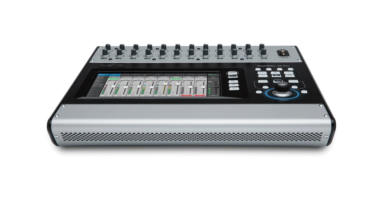 Touchmix 30 Pro 32 Channel Digital Mixer Szx1302 Subwoofer Lowpass Power Amplifier Circuit Board Free Front
