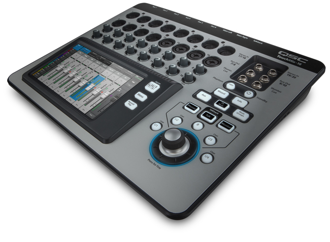 qsc touchmix 16 user manual