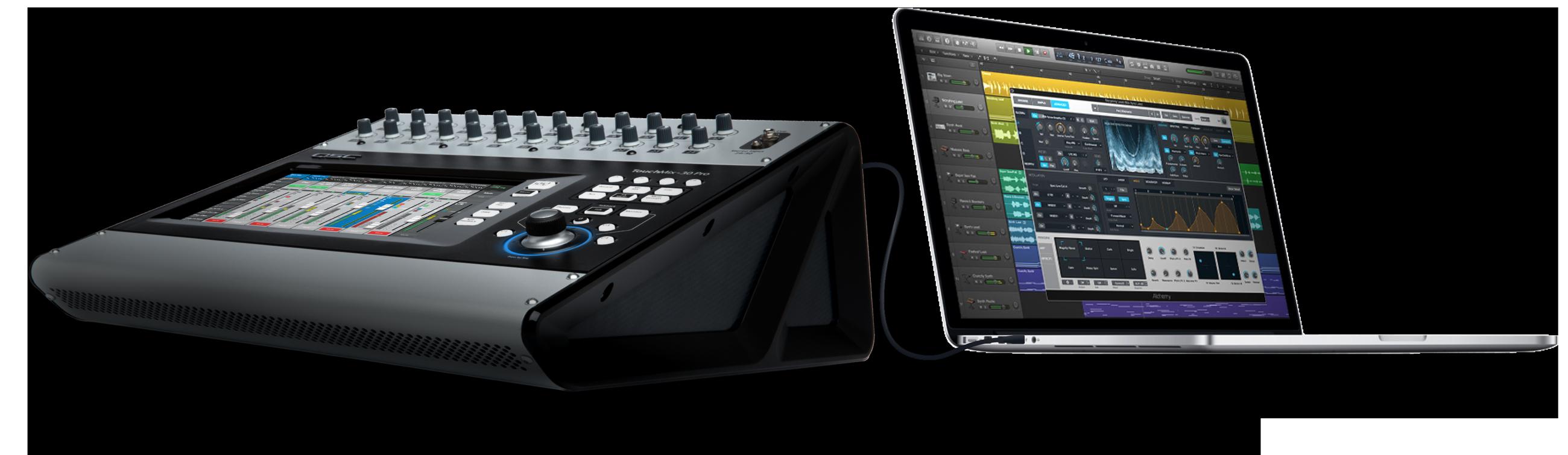 touchmix 30 pro 32 channel digital mixer. Black Bedroom Furniture Sets. Home Design Ideas