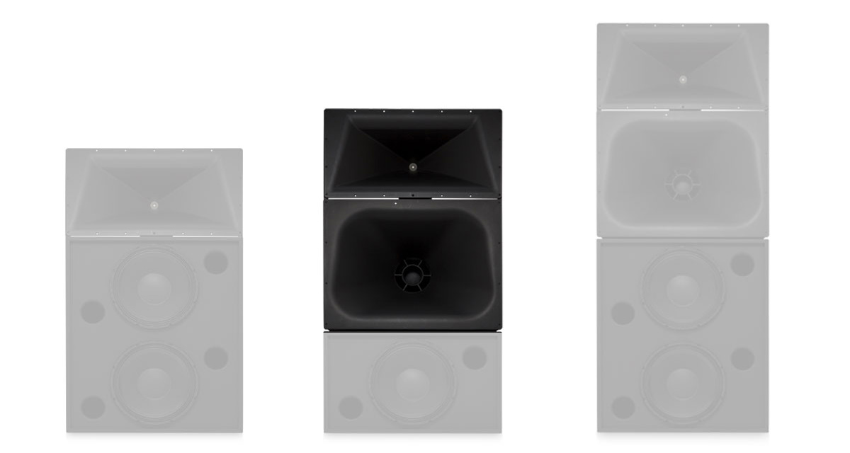 Mid-Hi Components - Screen Channel Loudspeakers - Loudspeakers