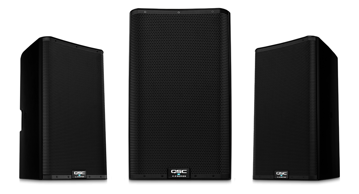 K12 2 - K 2 Series - Active Loudspeakers - Loudspeakers - Products