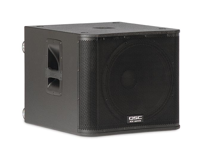 Kw181 Active Loudspeaker Qsc