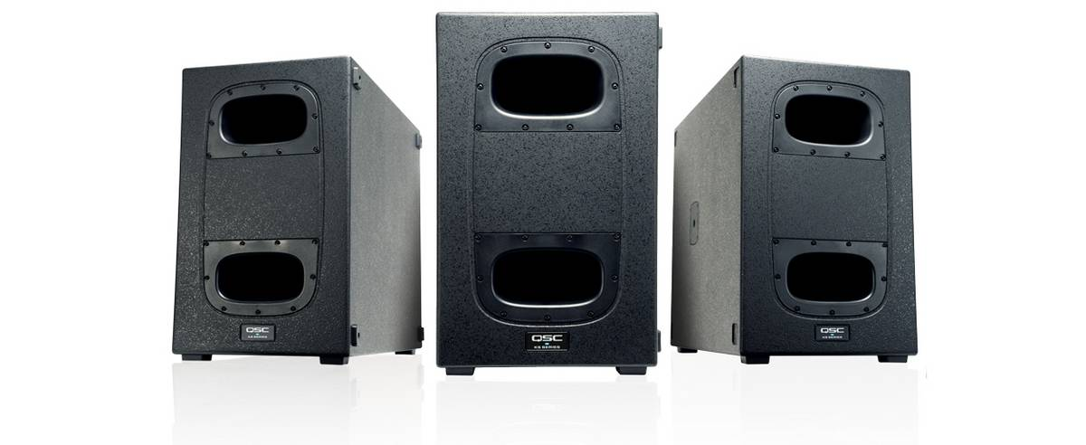 KS212C - KS Series - Subwoofers - Loudspeakers - Products - Systems